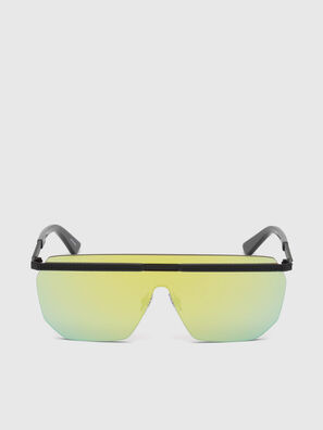 DL0259, Green - Sunglasses