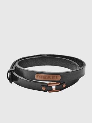 BRACELET DX1093, Black - Bracelets
