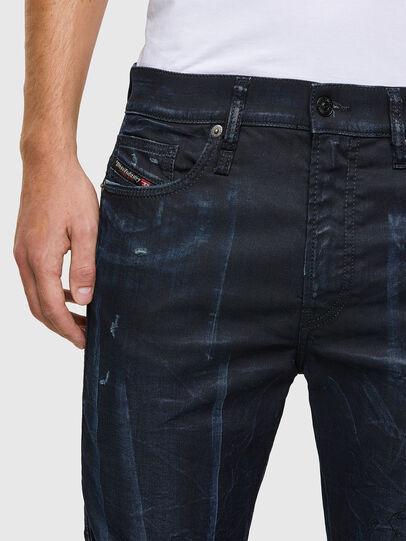 Diesel - D-REEFT JoggJeans® 069RB, Dark Blue - Jeans - Image 3