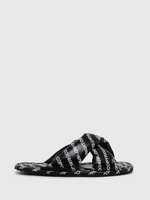 SA-MERY X, Black/White - Sandals