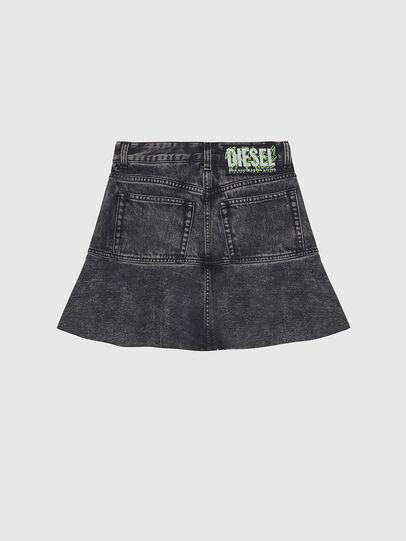 Diesel - DE-BETHY, Black - Skirts - Image 2