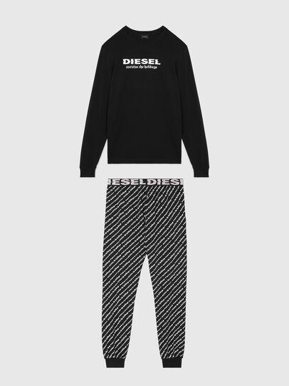 Diesel - UMSET-JULIO-DIEGOS-J, Black - Pajamas - Image 1