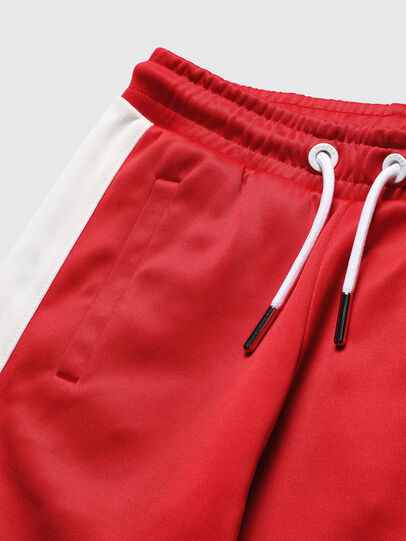 Diesel - PDMITRY, Red/White - Pants - Image 3
