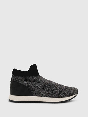 SLIP ON 03 LOW SOCK, Black - Footwear