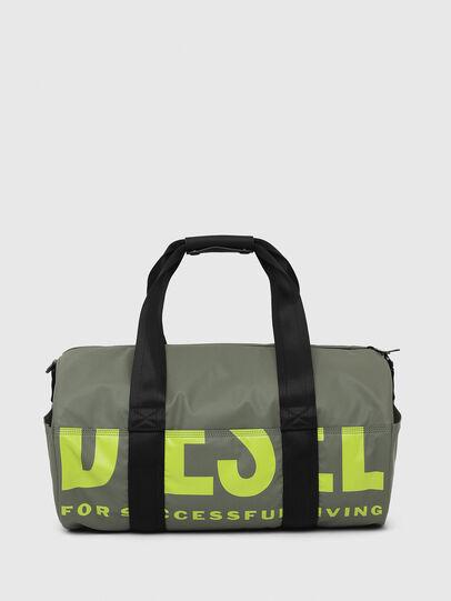 Diesel - F-BOLD DUFFLE II, Olive Green - Travel Bags - Image 1