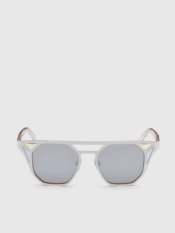 DL0249, White - Sunglasses