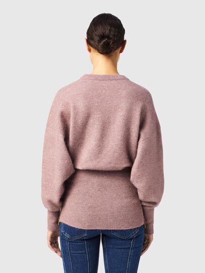 Diesel - M-BRUNS, Pink - Knitwear - Image 2