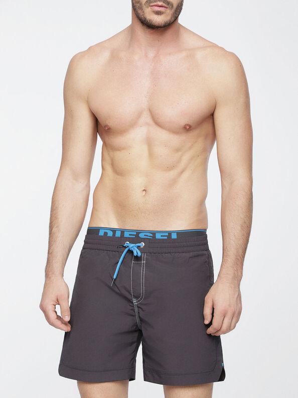 BMBX-DOLPHIN-S 2.017, Mud - Swim shorts