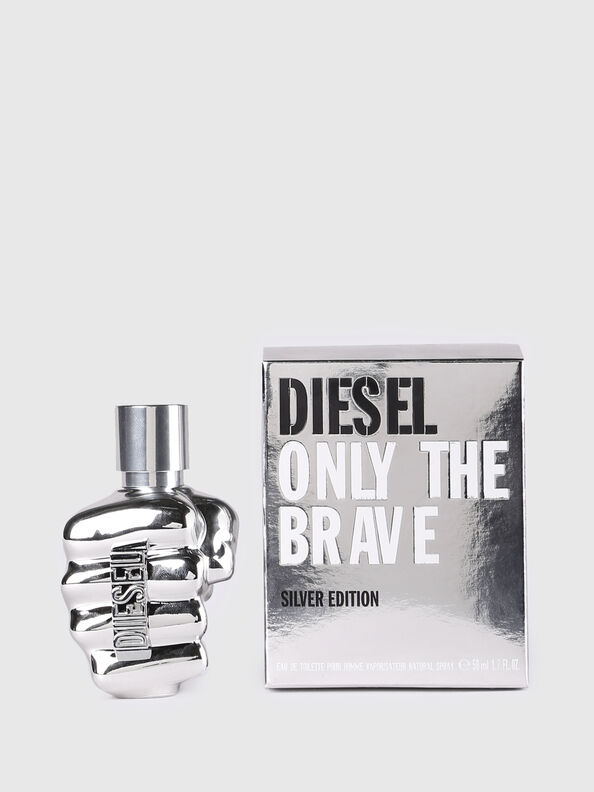 ONLY THE BRAVE SILVER EDITION 50ML,  - Only The Brave