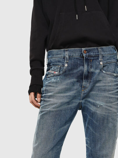 Diesel - Fayza 0890Y, Medium blue - Jeans - Image 3