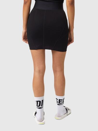 Diesel - O-SUBBY, Black - Skirts - Image 2