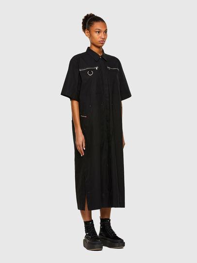Diesel - D-LIZETH, Black - Dresses - Image 6
