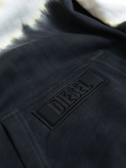 Diesel - SALBYDEEP OVER, Black/Yellow - Sweaters - Image 3