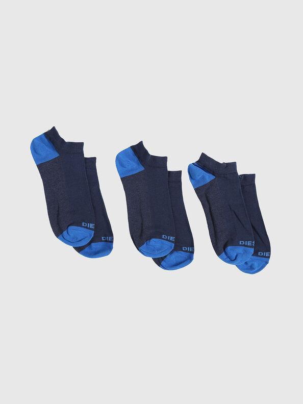 SKM-GOST-THREEPACK,  - Low-cut socks