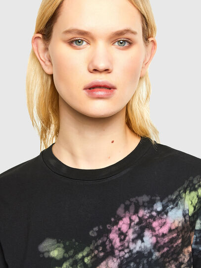 Diesel - T-JUST-A40, Black - T-Shirts - Image 3