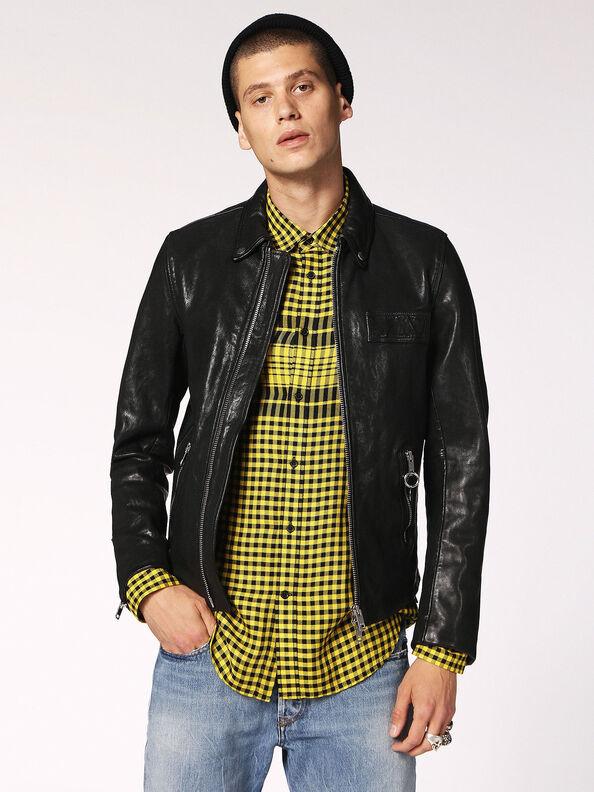 L-GIOTA,  - Leather jackets