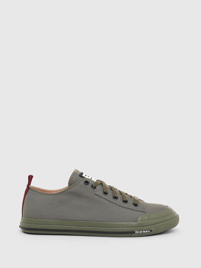 Diesel - S-ASTICO LOW CUT, Dark grey - Sneakers - Image 1