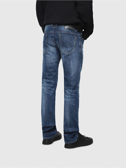 Diesel - Safado C69DZ, Medium blue - Jeans - Image 2