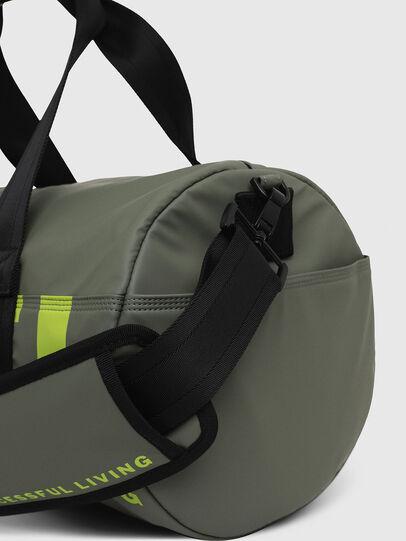 Diesel - F-BOLD DUFFLE II, Olive Green - Travel Bags - Image 6
