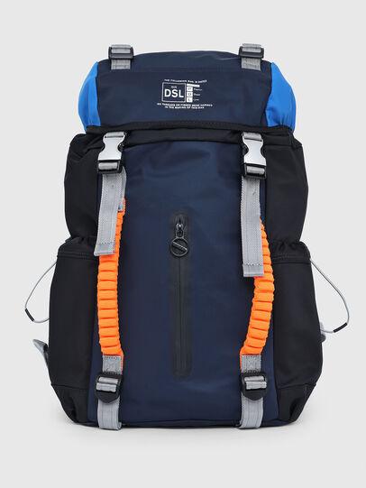 Diesel - THOEN, Blue - Backpacks - Image 1