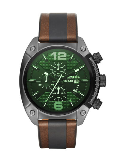 Diesel - DZ4414, Brown - Timeframes - Image 1