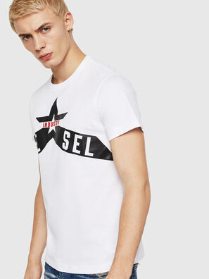 T-DIEGO-A7, White - T-Shirts