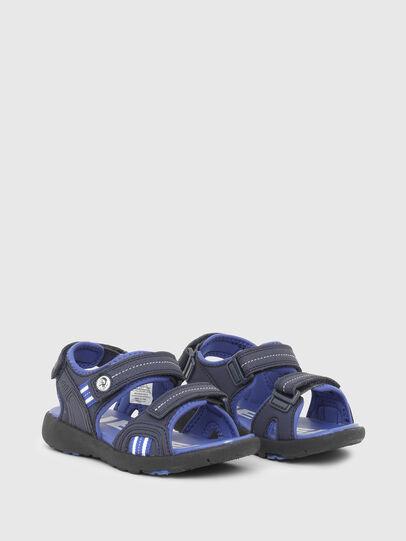 Diesel - S-ANDAL YO, Blue - Footwear - Image 2