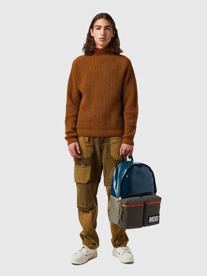 Diesel - BACKYO, Multicolor/Blue - Backpacks - Image 6