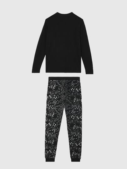Diesel - UFSET-SILYBYX-LS, Black - Pajamas - Image 2