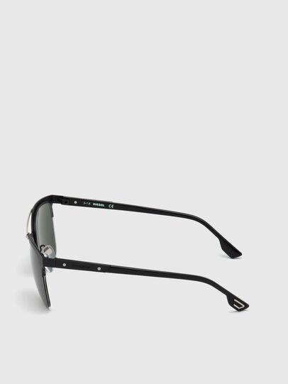 Diesel - DL0215, Black - Sunglasses - Image 3