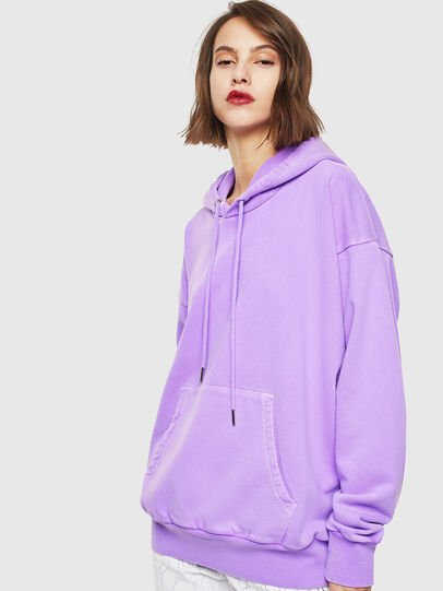 Diesel - S-ALBY-FLUO, Lilac - Sweaters - Image 2