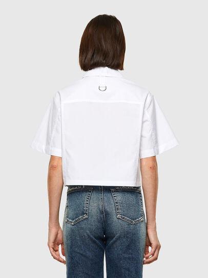 Diesel - C-ADARA-A, White - Shirts - Image 2