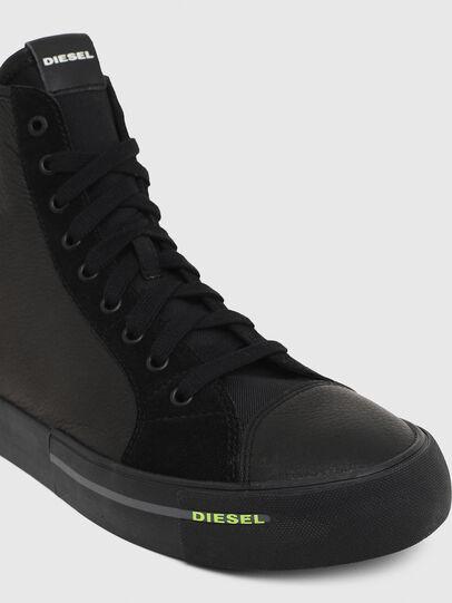 Diesel - S-DESE ML, Black - Sneakers - Image 5