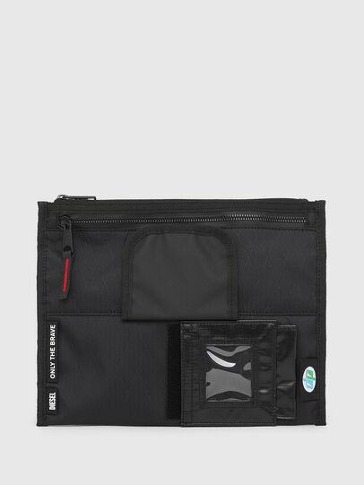 Diesel - IGA, Black - Crossbody Bags - Image 1