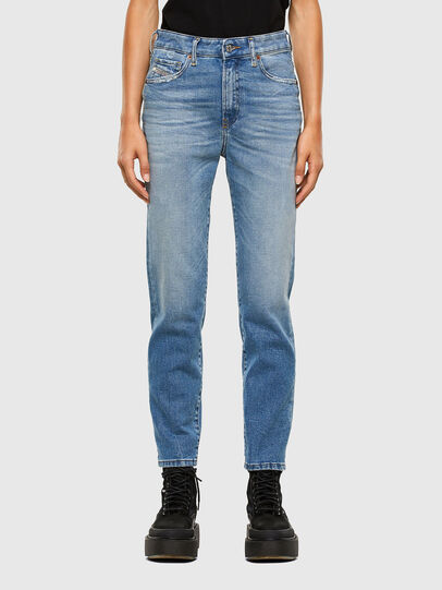 Diesel - D-Joy 009EU, Light Blue - Jeans - Image 1