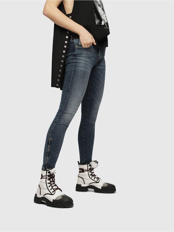 Slandy Zip 069BJ,  - Jeans