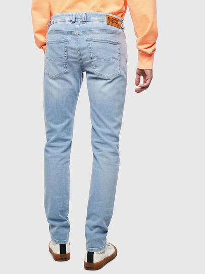 Diesel - Sleenker 009BJ, Light Blue - Jeans - Image 2