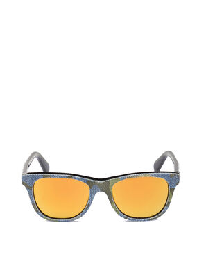 DM0200, Light Blue - Kid Eyewear