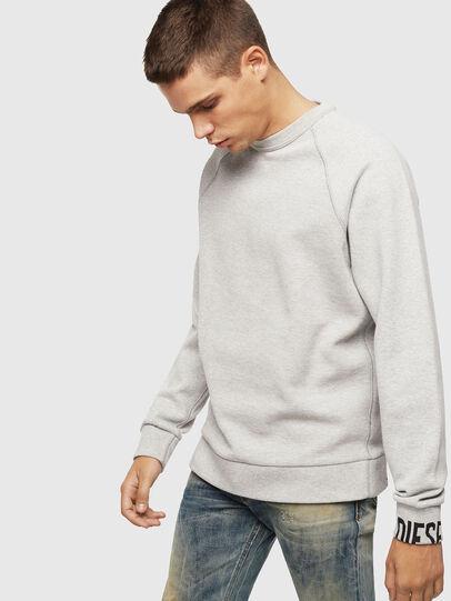 Diesel - S-KOBLER, Grey - Sweaters - Image 1