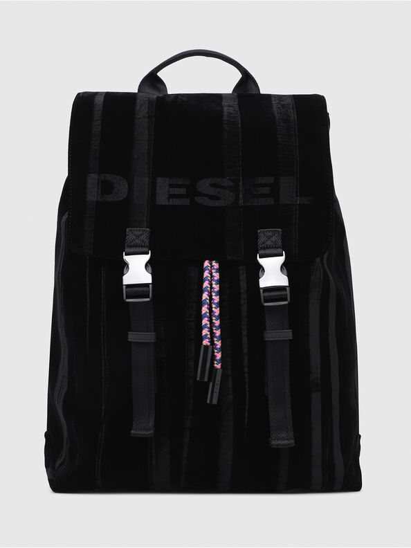 F-MUSILE BACKPACK, Black - Backpacks
