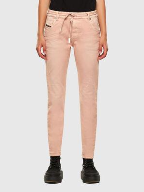 Krailey JoggJeans 0670M, Pink - Jeans