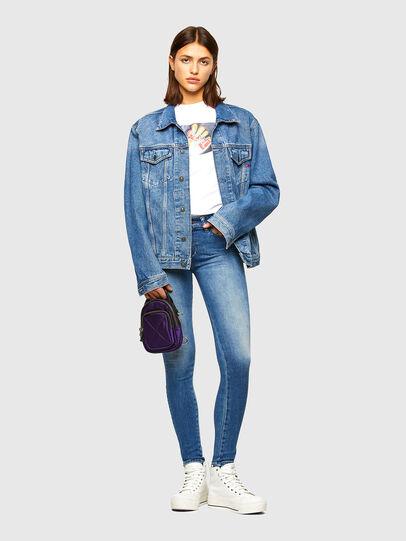 Diesel - Slandy 009QS, Light Blue - Jeans - Image 5