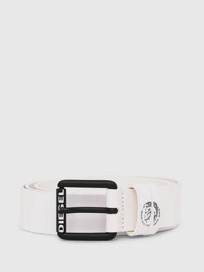 B-LAMON, White - Belts
