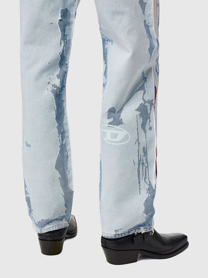 Diesel - 2010 007B6, Light Blue - Jeans - Image 6