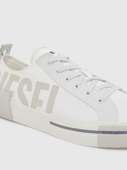 Diesel - S-DESE LOW CUT, White - Sneakers - Image 4