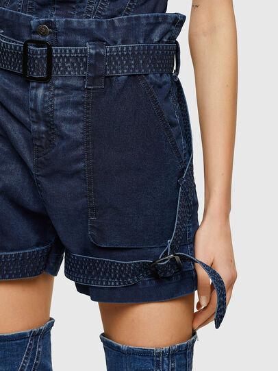 Diesel - D-FEDRA-SP JOGGJEANS, Dark Blue - Jeans - Image 4
