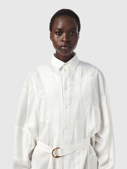 Diesel - D-VITTORIA-A, White - Dresses - Image 3