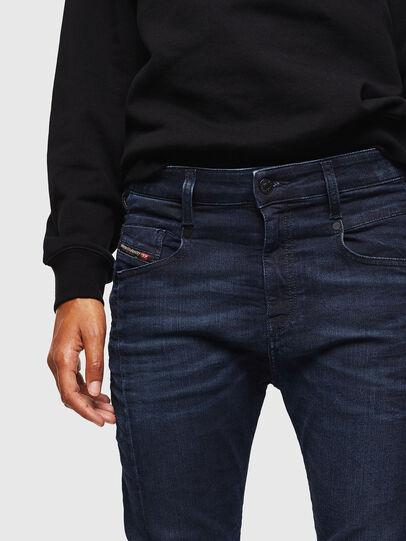 Diesel - Fayza JoggJeans 069KC, Dark Blue - Jeans - Image 4