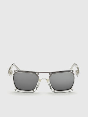 DL0250, White - Sunglasses