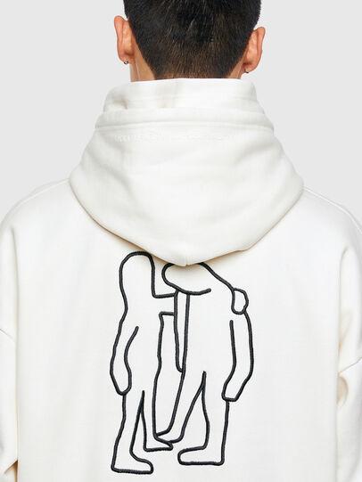 Diesel - S-UMMERHO, White - Sweaters - Image 4